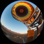 Balloon - Blyde River Canyon