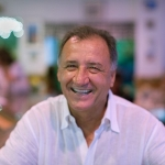 The owner of the best Greek restaurant in Ft Lauderdale