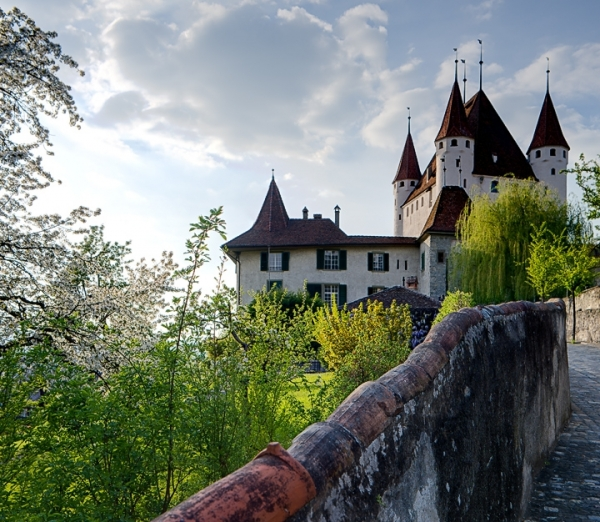 Castle of Thun, Switzerland