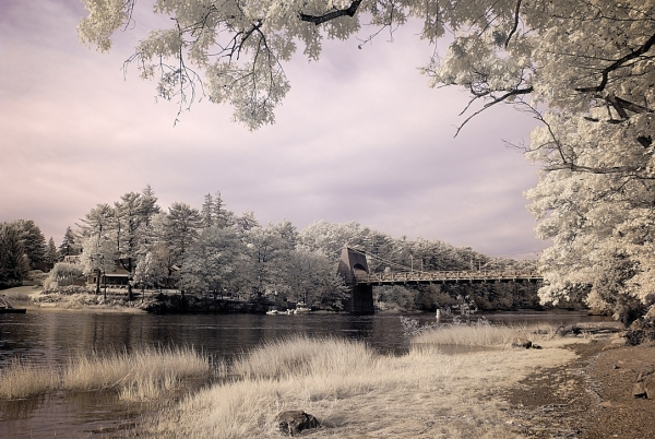 Chain Bridge, Newburyport, MA