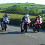Trio on Cronk Y Voddy