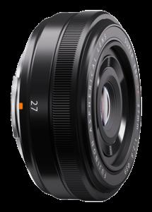 27mm f/2.8 XF Fujinon