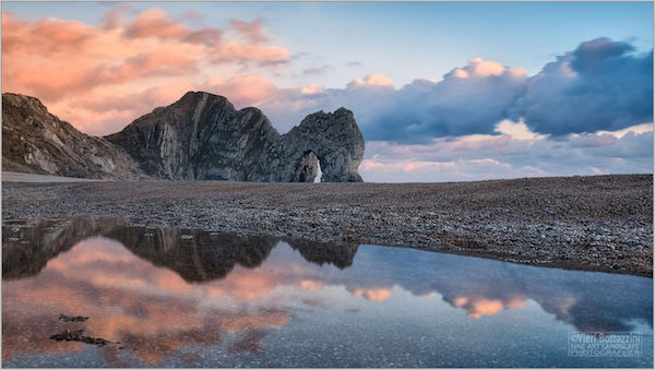 Durdle Door, doubled