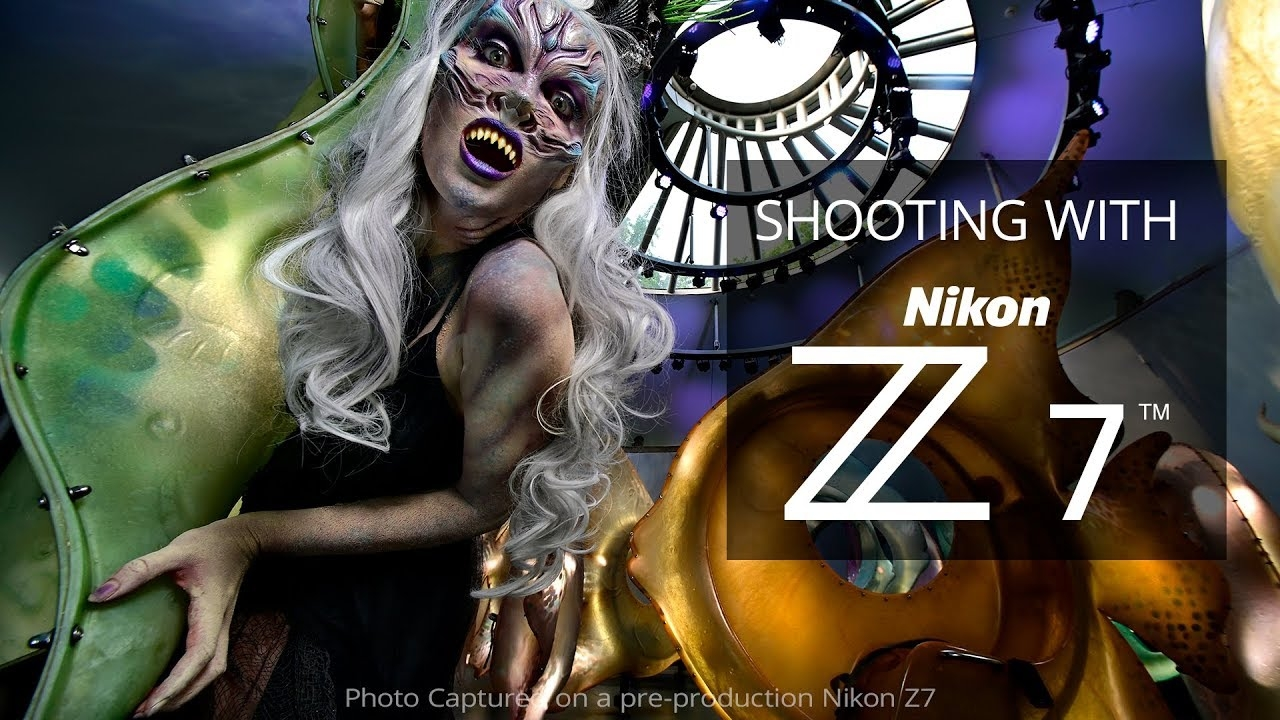 Nikon Z Series Mirrorless Videos