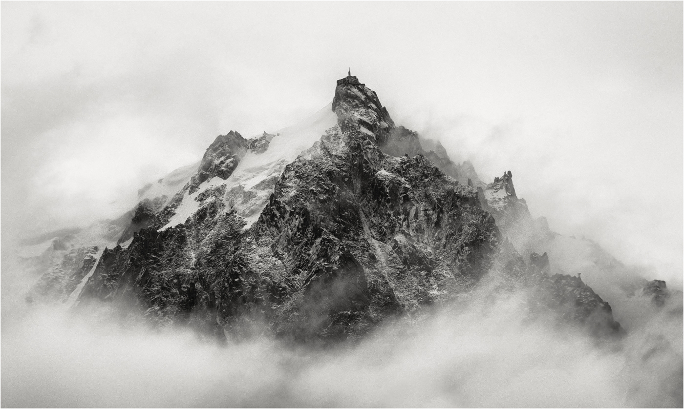 Aiguille du Midi, France