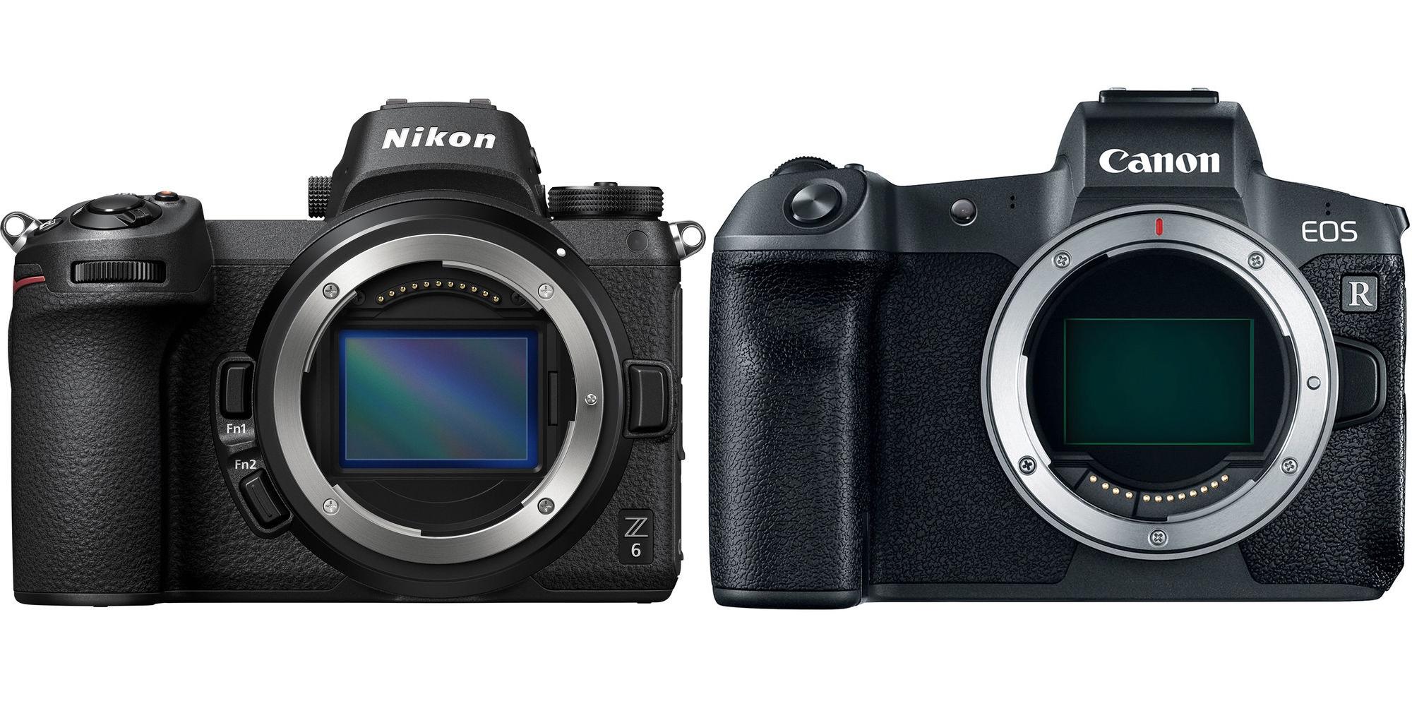 Nikon Z6 or Canon EOS R?