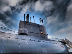Submarine Hr. Ms. Tonjin