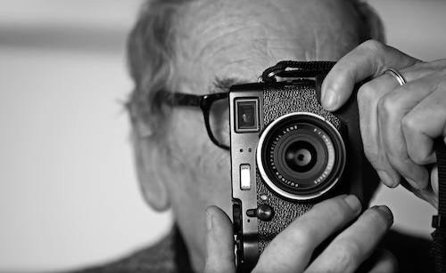 David Hurn - Magnum Photographer