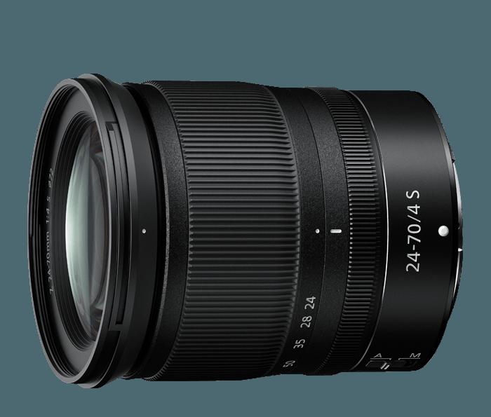 24-70mm f/4.0 S