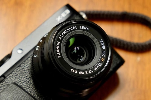 The Fujinon XF23mm f/2.0: The Close Observer Lens
