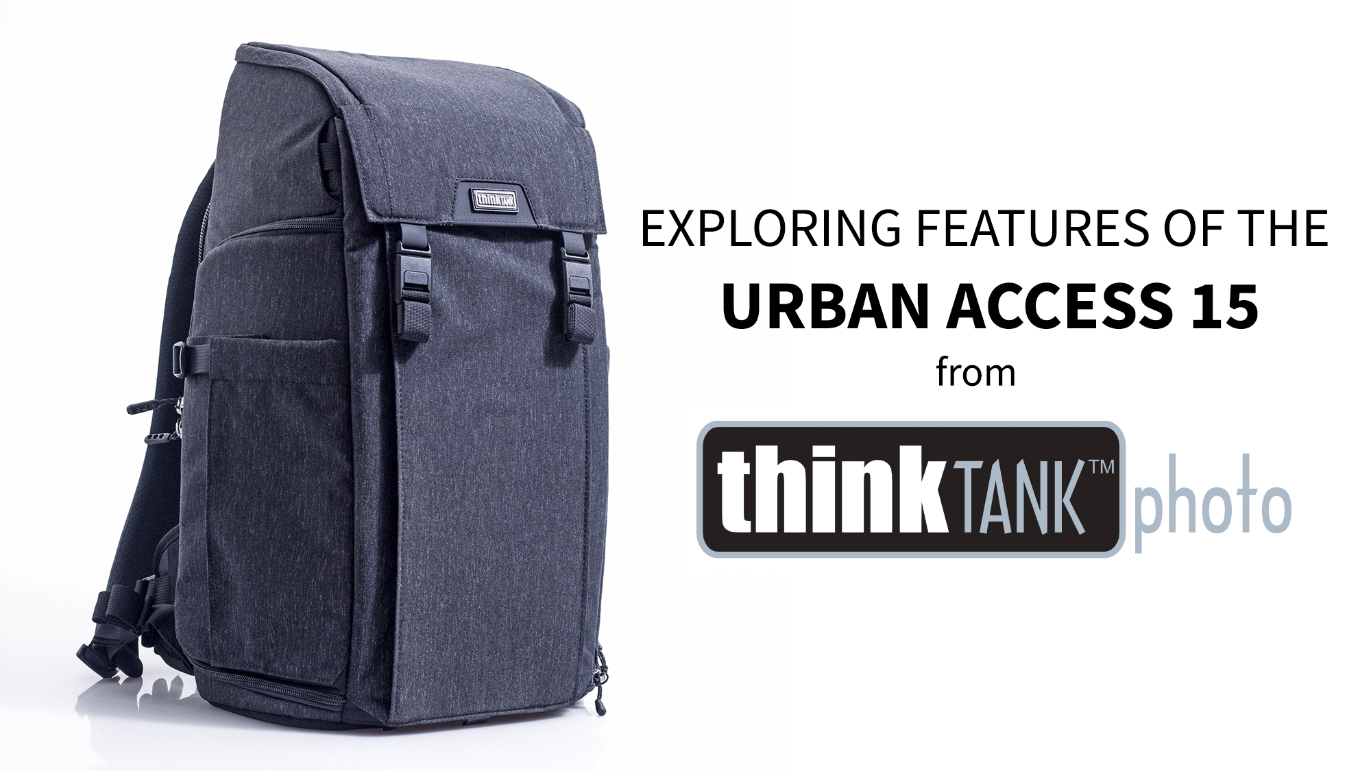 ThinkTank Photo's New Urban Access 15 Camera Bag