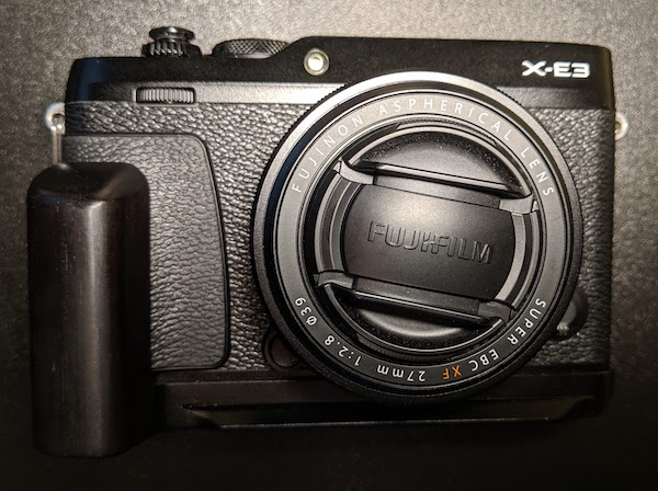 My Fuji 27mm f/2.8 Mark I Pancake Lens Review