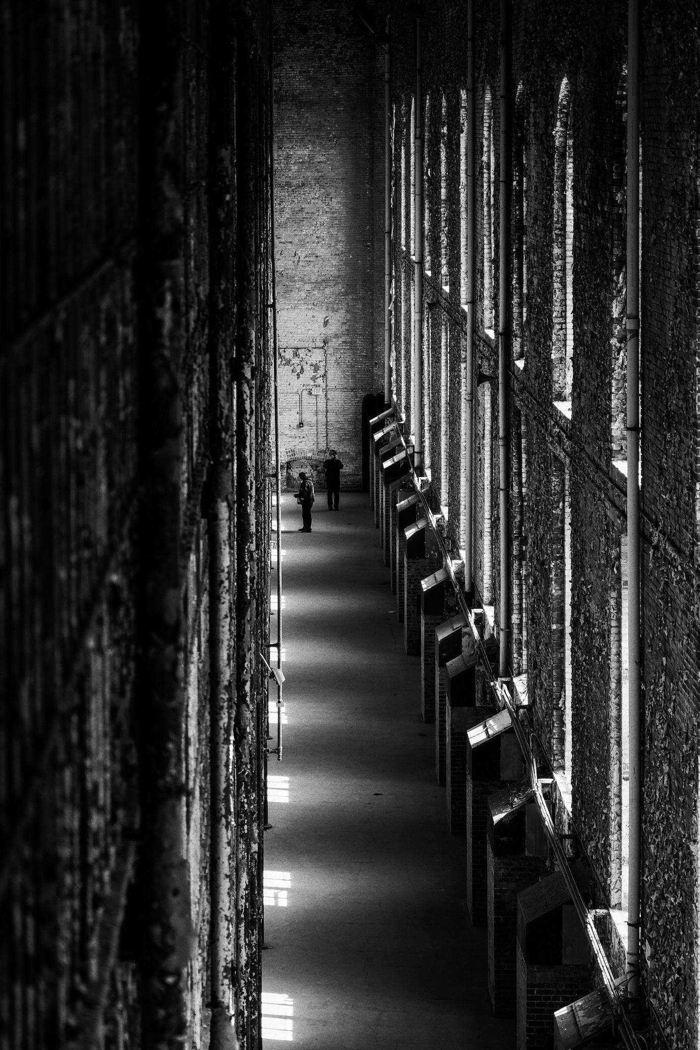 Ohio State Reformatory in Mansfield Ohio  (image heavy)
