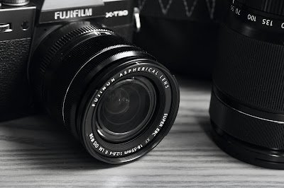 Why challenging an all-times winner? The Fujinon XF18-55mm F2.8-4 R LM OIS